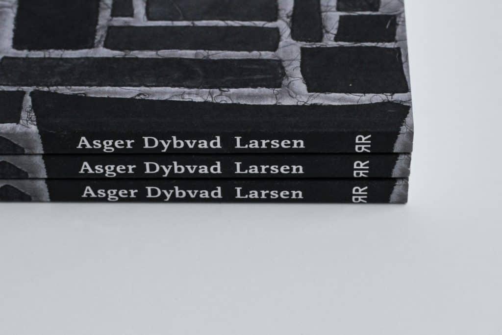 ASGER DYBVAD LARSEN book