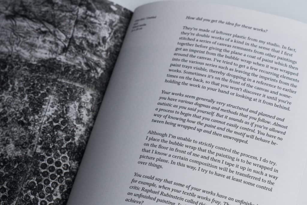 danish artists book