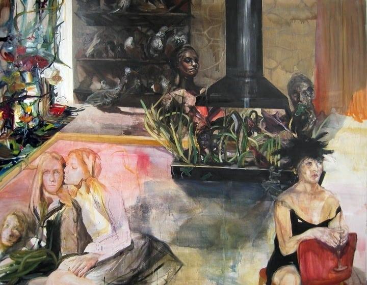 Natalie Frank, 'Brothel', 2005
