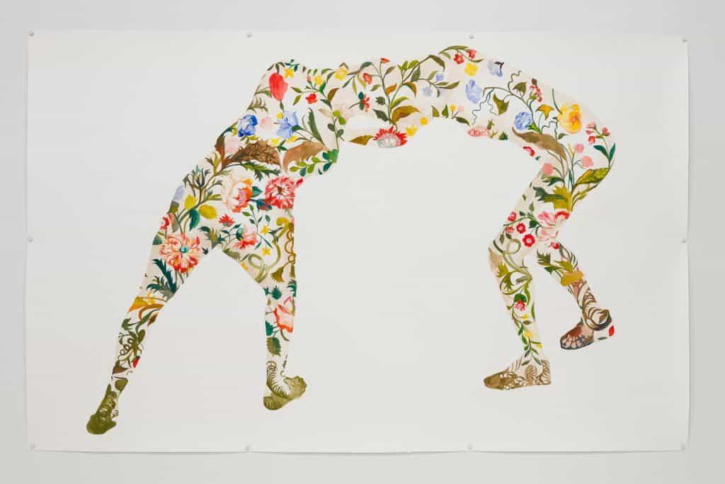 Firelei Baez, 'Crewel', 2013