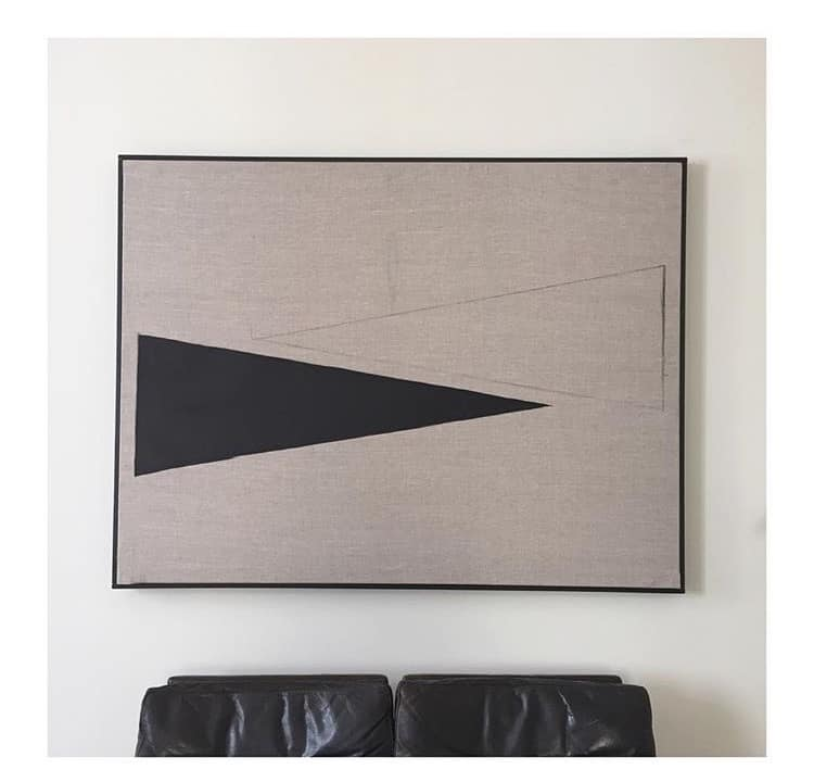 Artwork by Swedish artist Emma Bernard