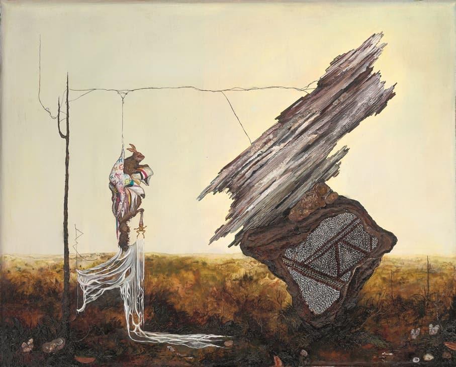 Anj Smith, 'Token', 2006