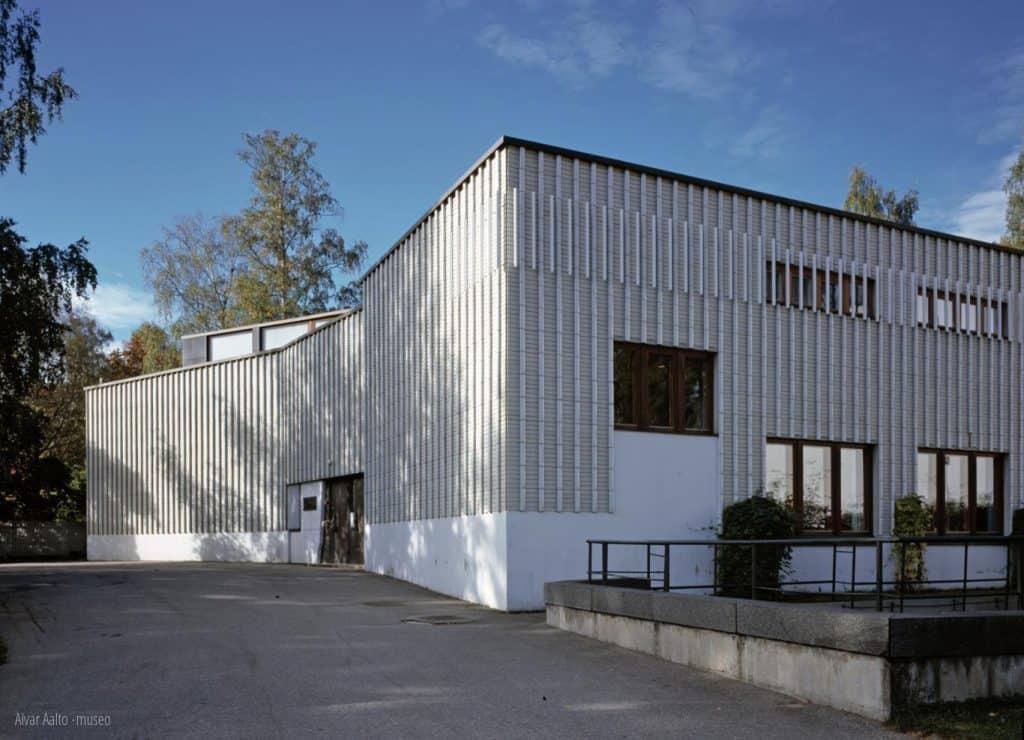 Alvar Aalto Museum, Jyväskylä