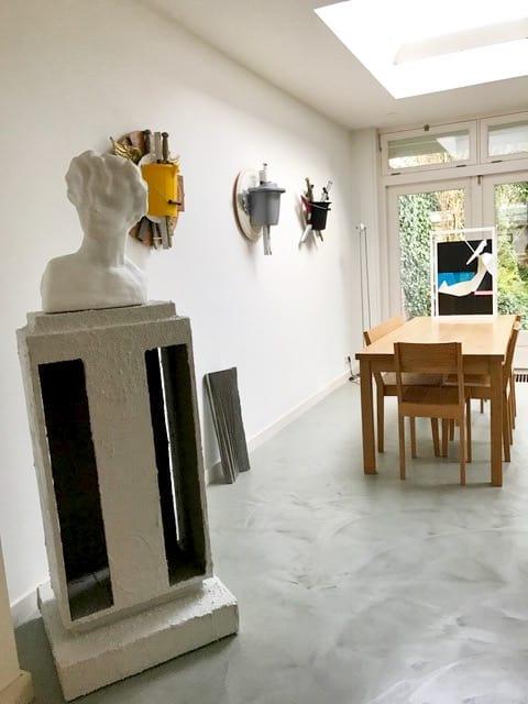 Daniel Silver, Graham Hudson & Florian Schmidt artworks