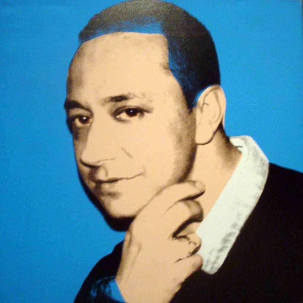 Ernesto Esposito by Andy Warhol