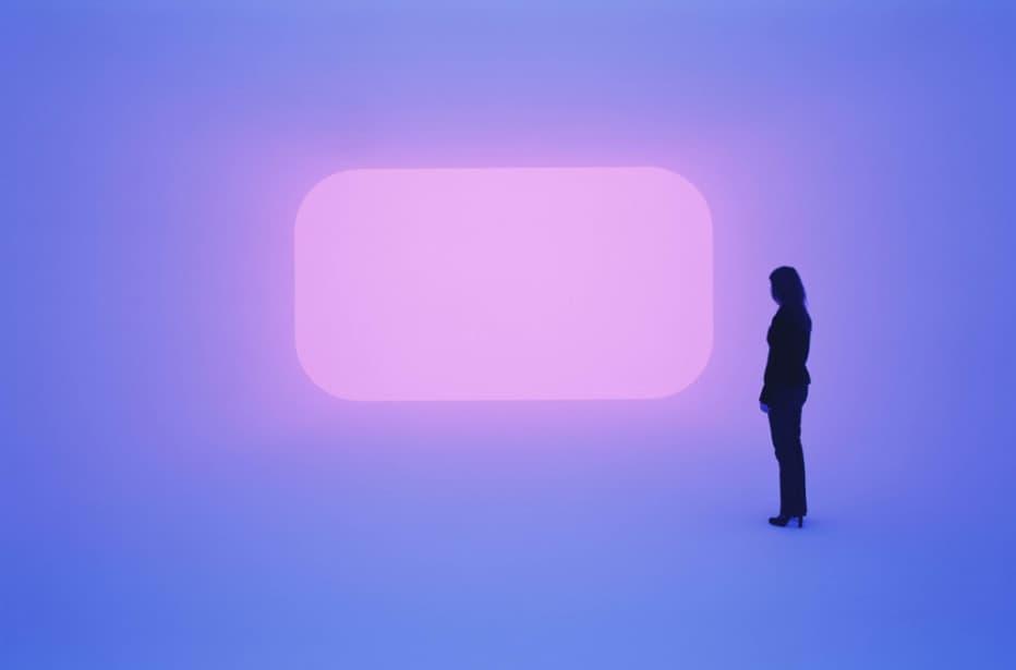 Drake's music video for 'Hotline Bling' references James Turrell.