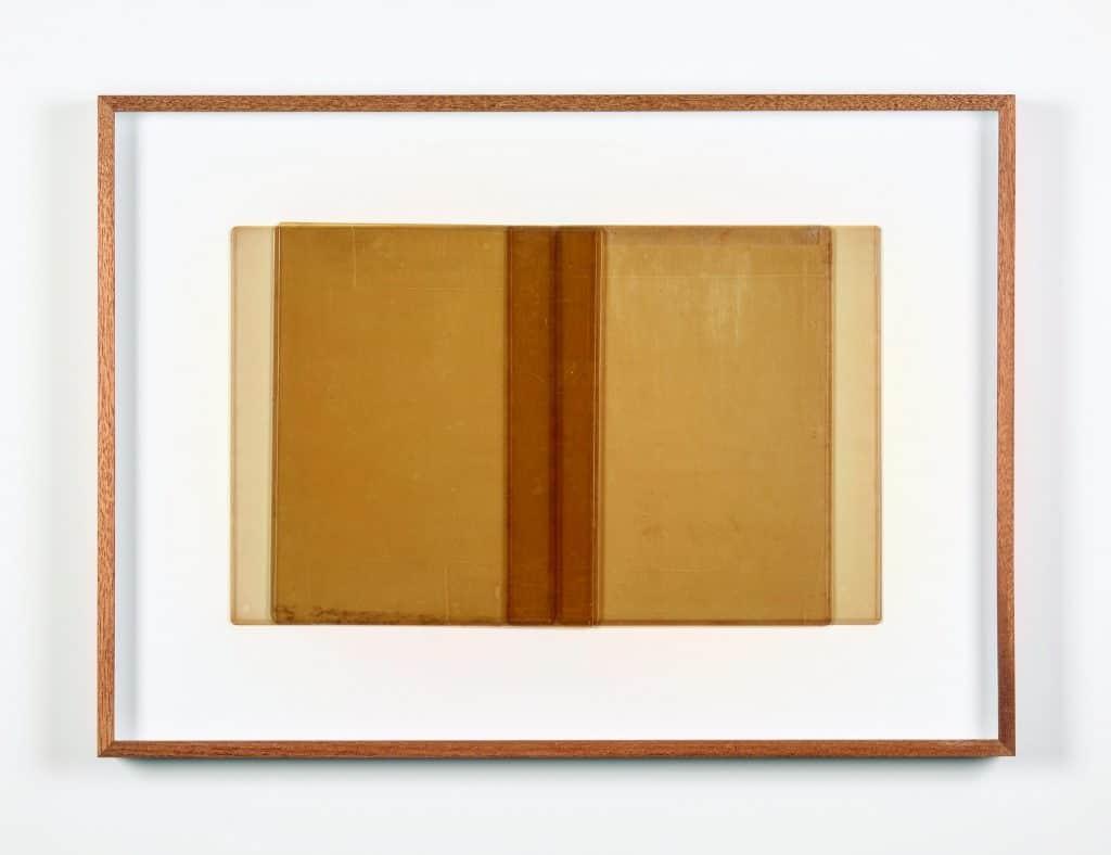 Daniel Turner- Untitled, PVC. Roberto Toscano collection.