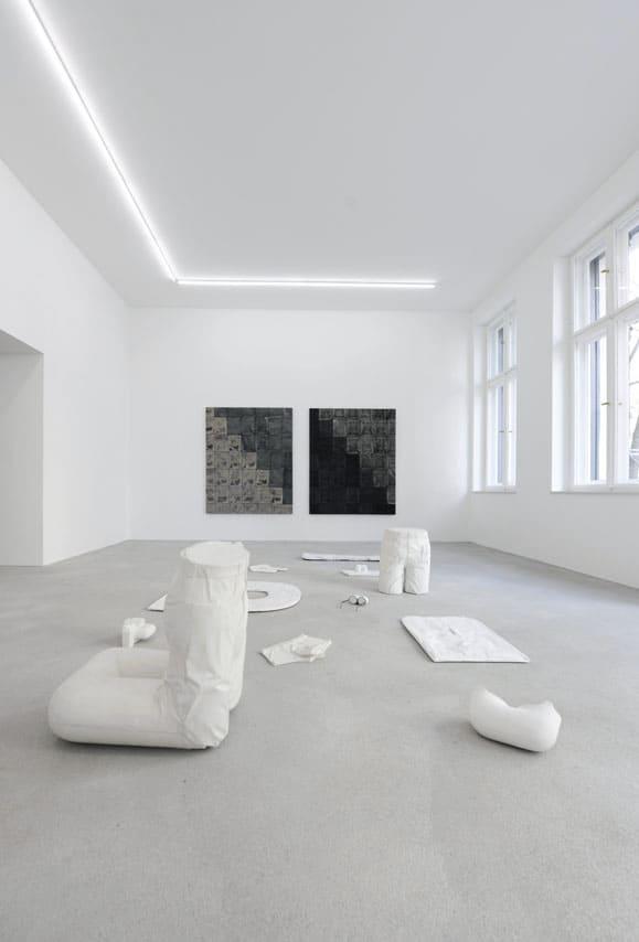 Exhibition at Rolando Anselmi gallery