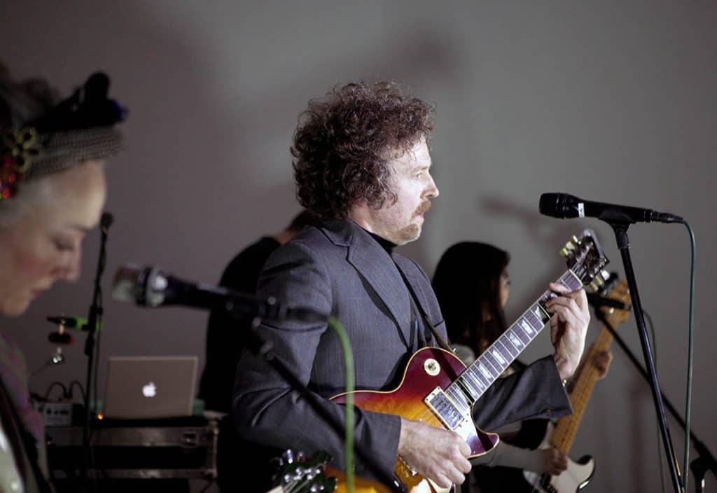 Martin Creed and his Band, Berlin