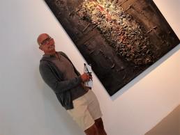 Eric van 't Hoff at documenta Kassel July 2017
