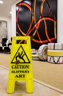 Martin Nielsen art collection