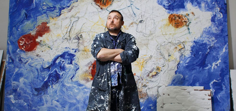 Miquel Barcelo  Modern artists