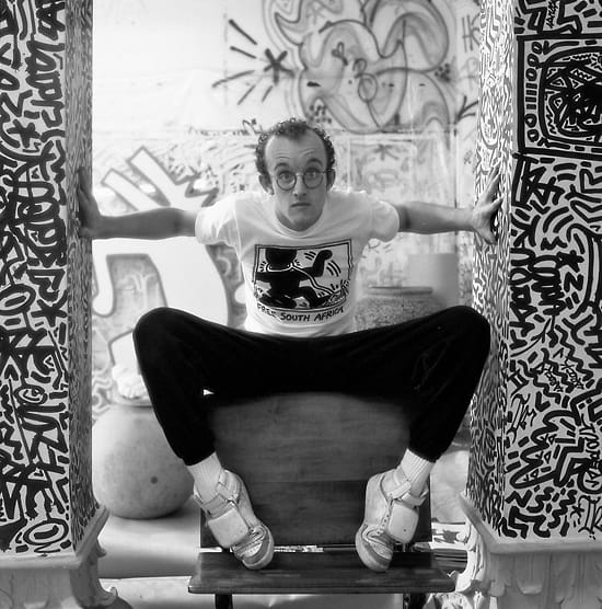 Keith Haring  Modern artists