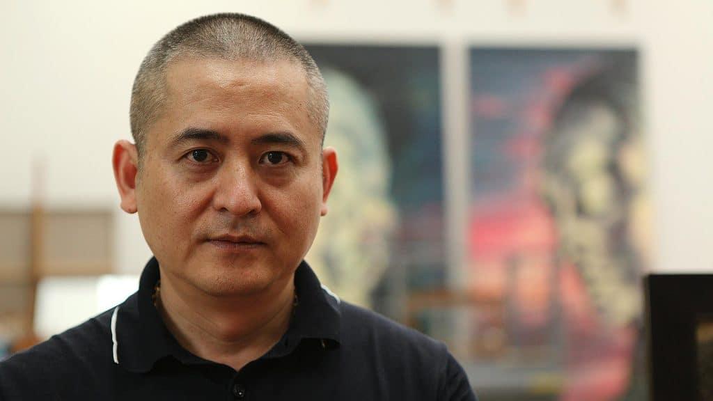 Zeng Fanzhi  Modern artists
