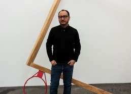 Darìo Escobar at Nils Stærk in Copenhagen, January 2018.