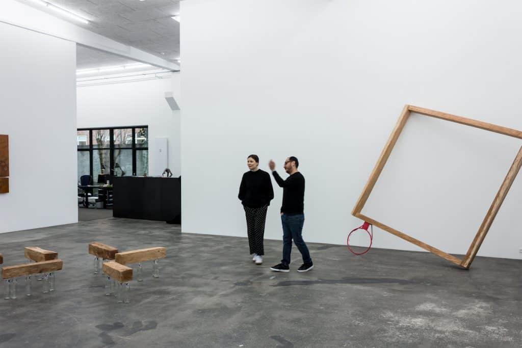Darío Escobar exhibition in Copenhagen