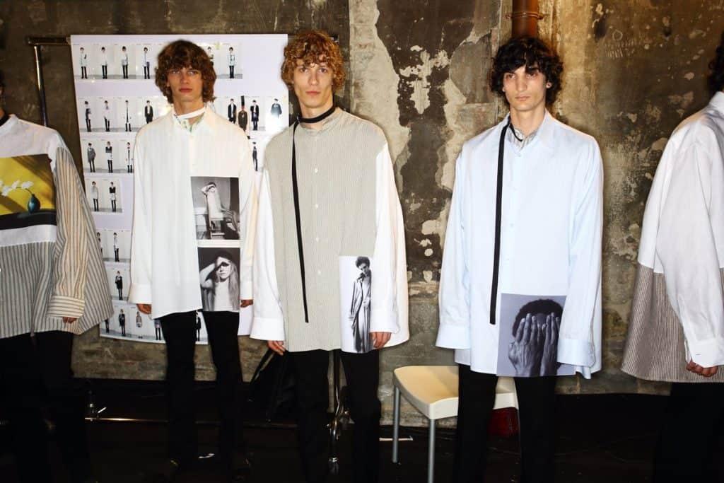 Raf Simons x Robert Mapplethorpe art fashion