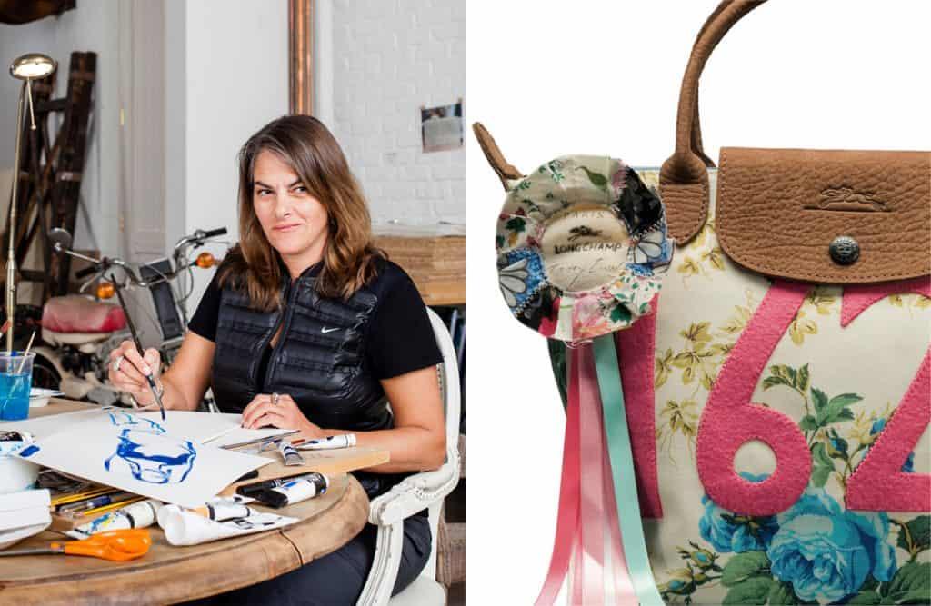 Longchamp x Tracy Emin
