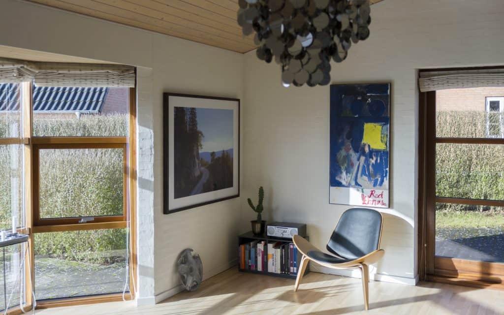 artworks by Mikkel Carl, Ismar Cirkinagic and Ted Gahl