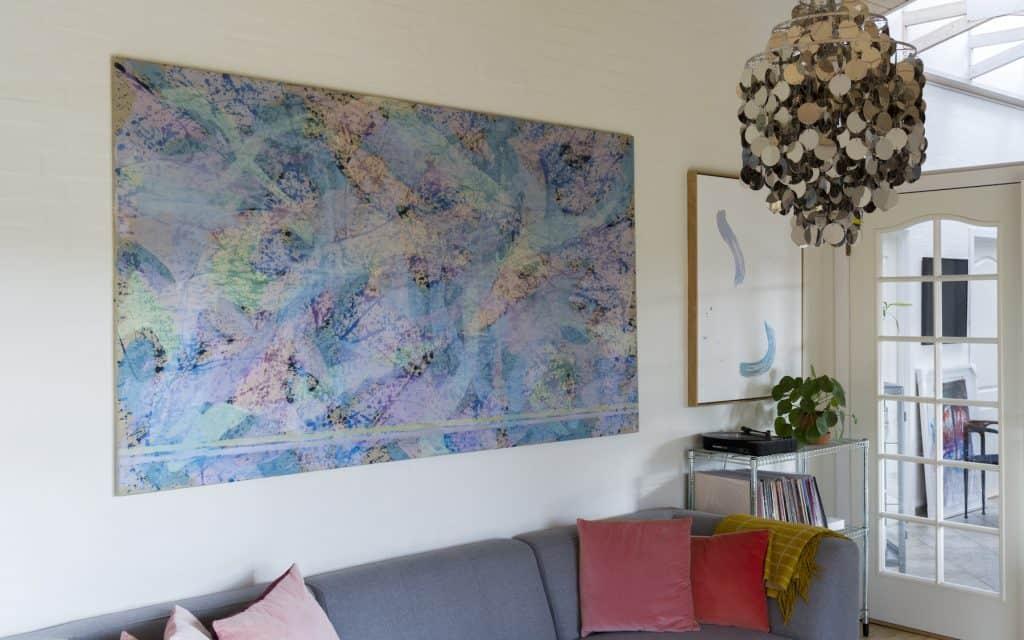 Tyra Tingleff and Peter Mohall artworks