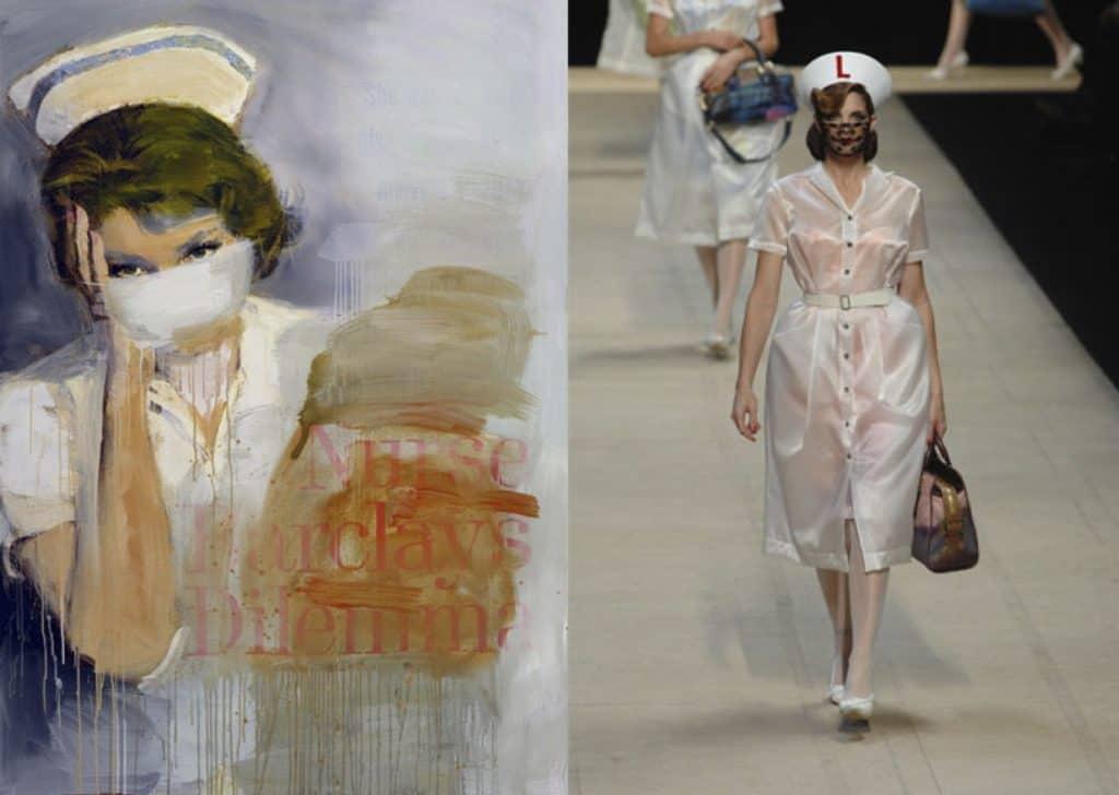 Louis Vuitton x Richard Prince