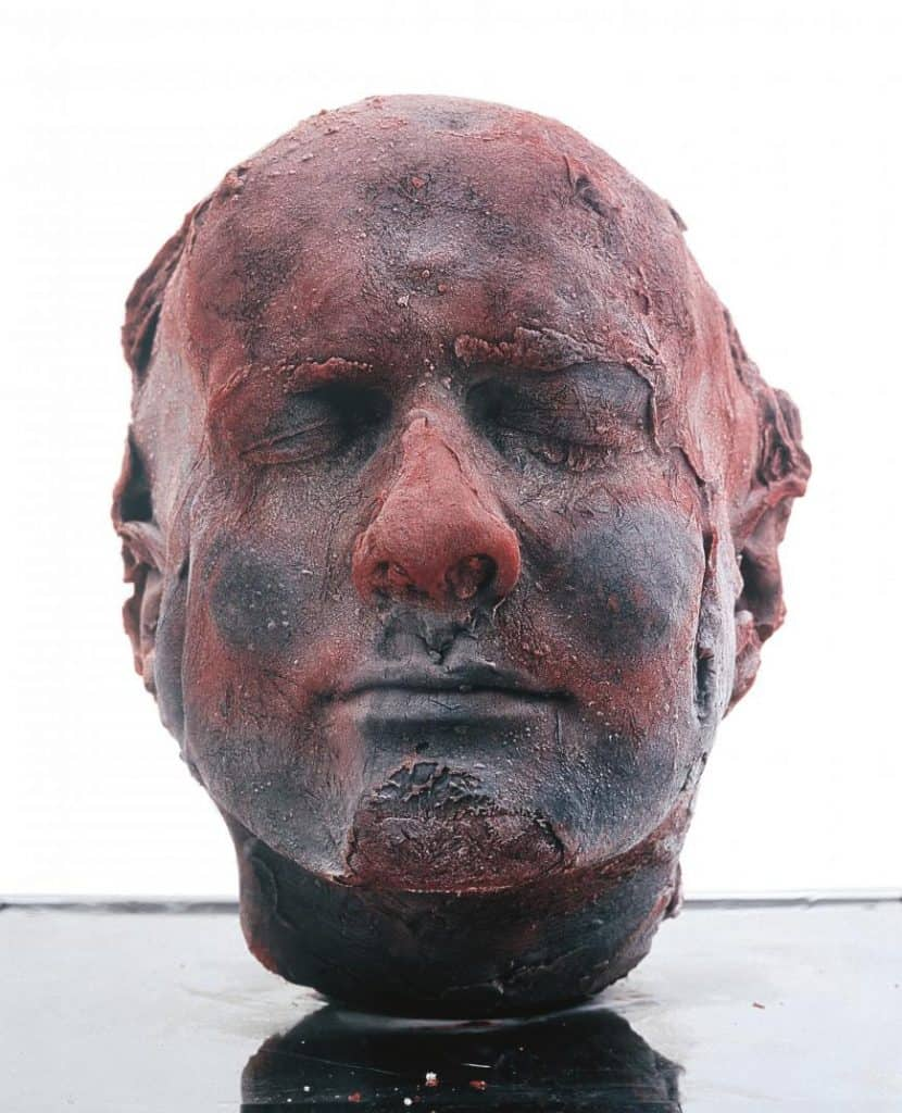 Self – Marc Quinn, 1991 controversial art