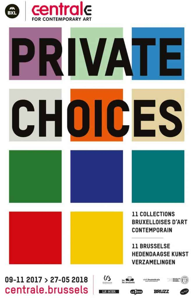 Poster private choices by CENTRALE