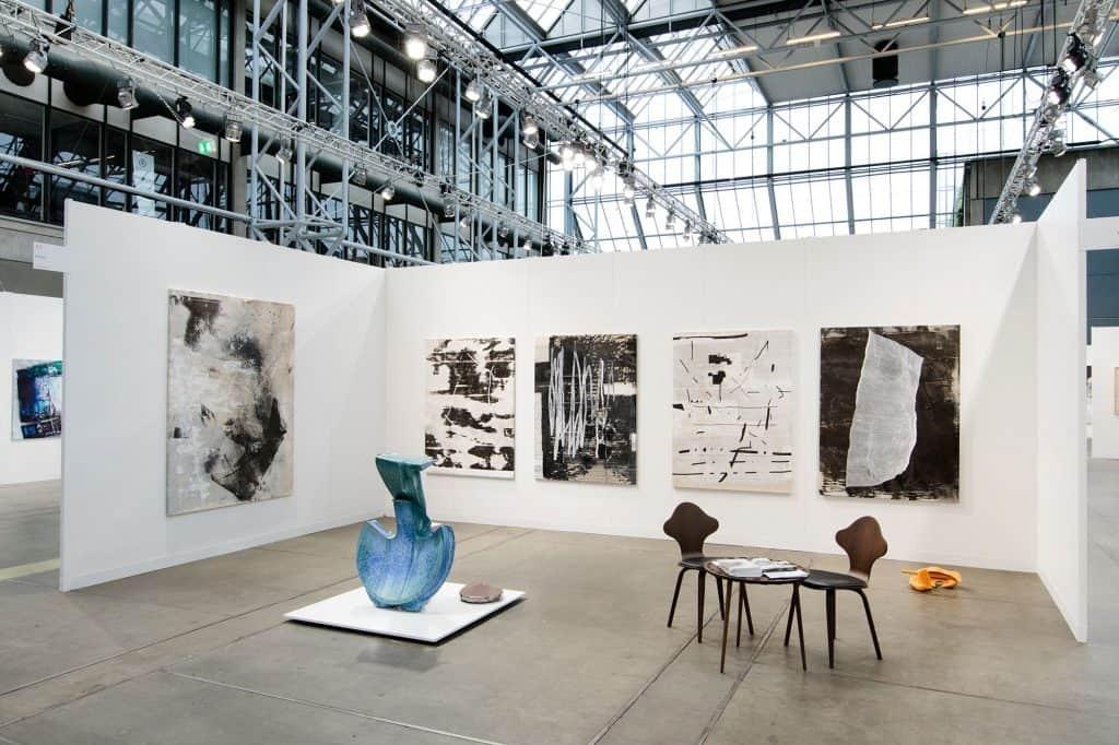 exhibition at Gallery Benoni