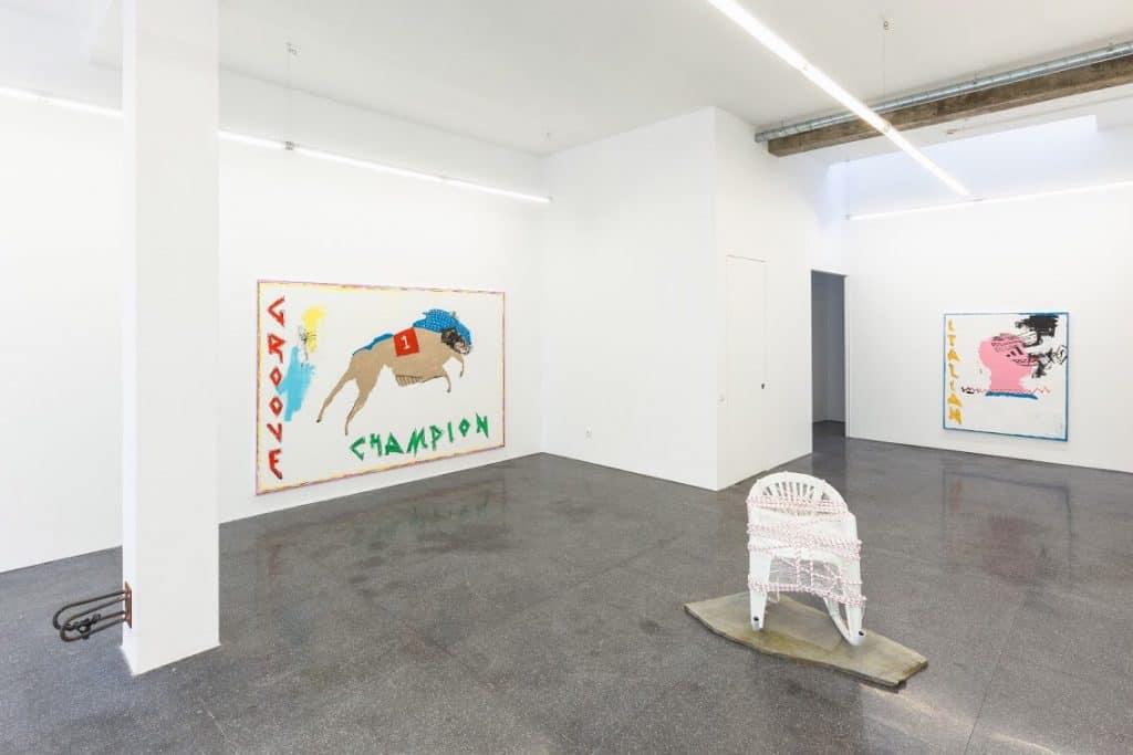 Richie Culver exhibition