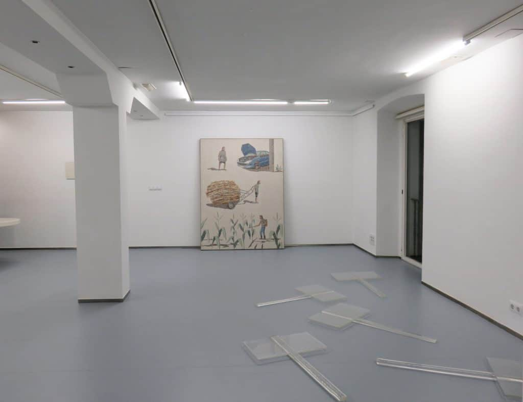 Gallery JosédelaFuente - Enric Fort Ballester. First motives.