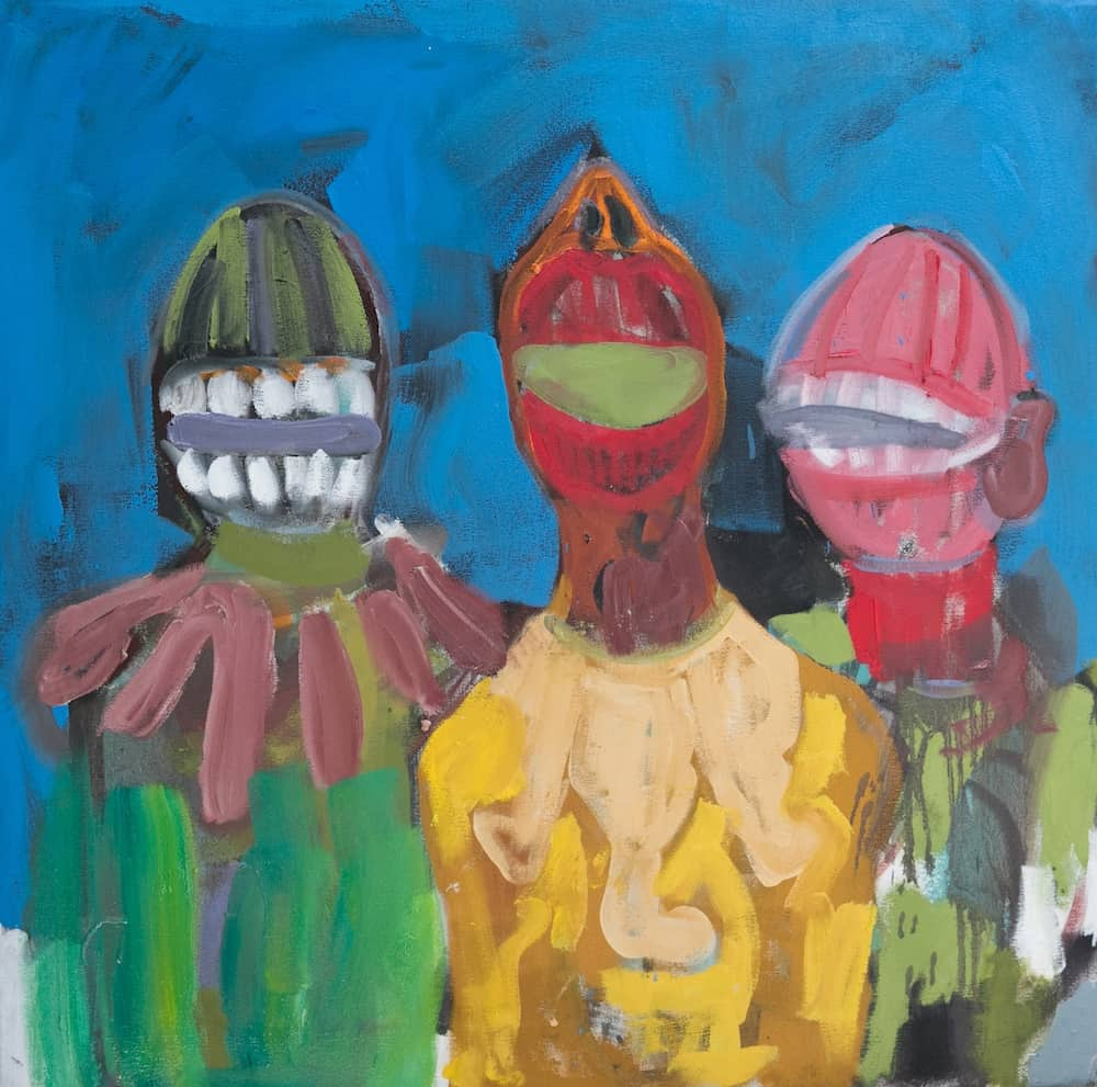 Oliver Elst collection - Gresham Tapiwa Nyaude, The Good Company, 2018
