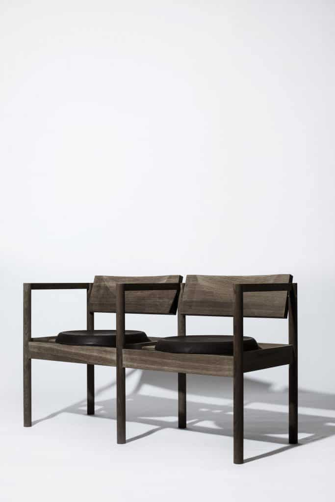 The Seating by Maria Bruun & Anne Dorthe Vester shown at If its a chair, 2016.