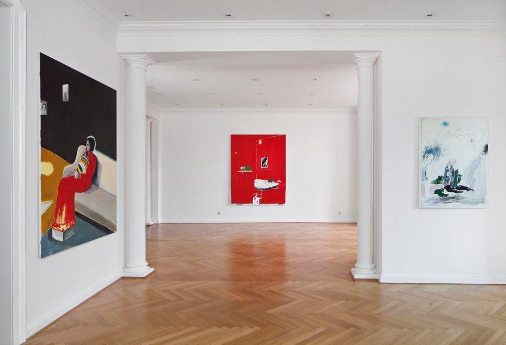 Brian Harte artwork at gnyp gallery
