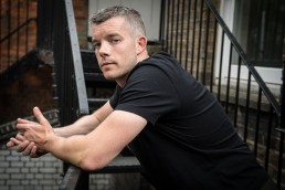 Russell Tovey and his art collection