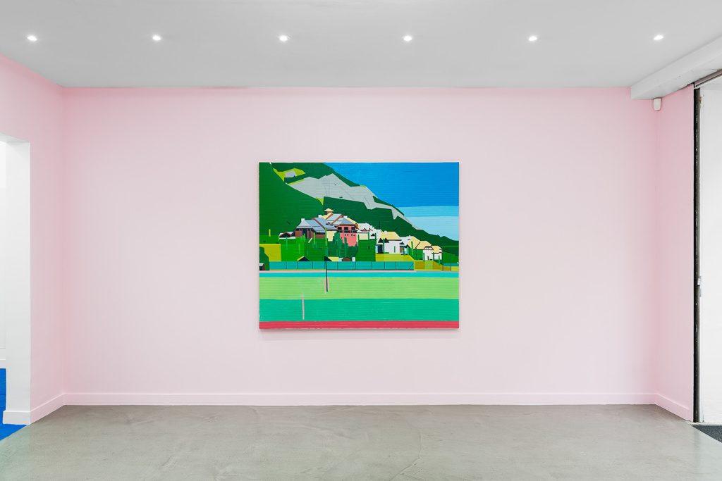 Installation view - Galerie Derouillon