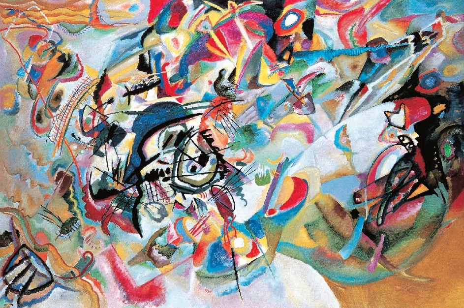 Wassily Kandinsky, Improvisation VII