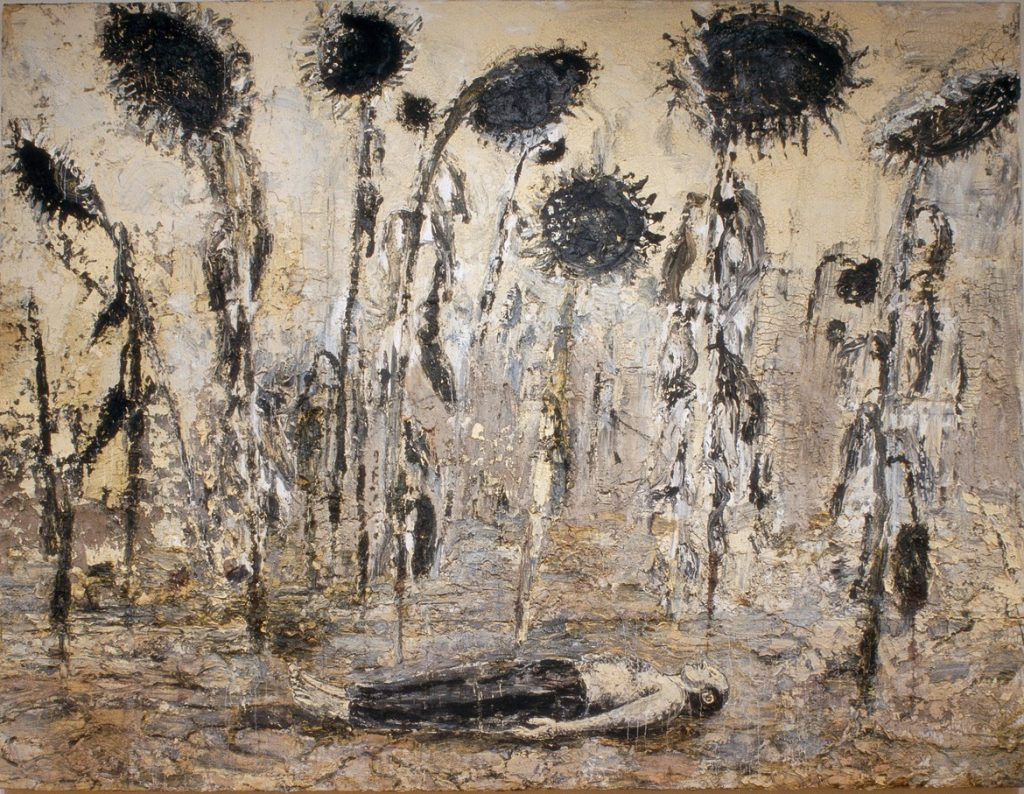 Anselm Kiefer, The Orders of the Night