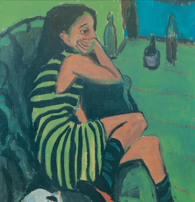 Ernst Ludwig Kirchner, Marcella