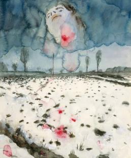 Anselm Kiefer - Winter Landscape