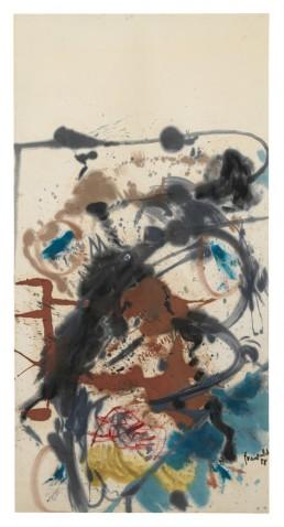 Helen Frankenthaler - Winter Hunt