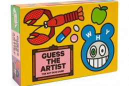Guess the artists quiz game