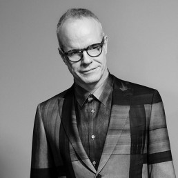 Hans Ulrich Obrist - Artistic director at the Serpentine Galleries and superstar curator