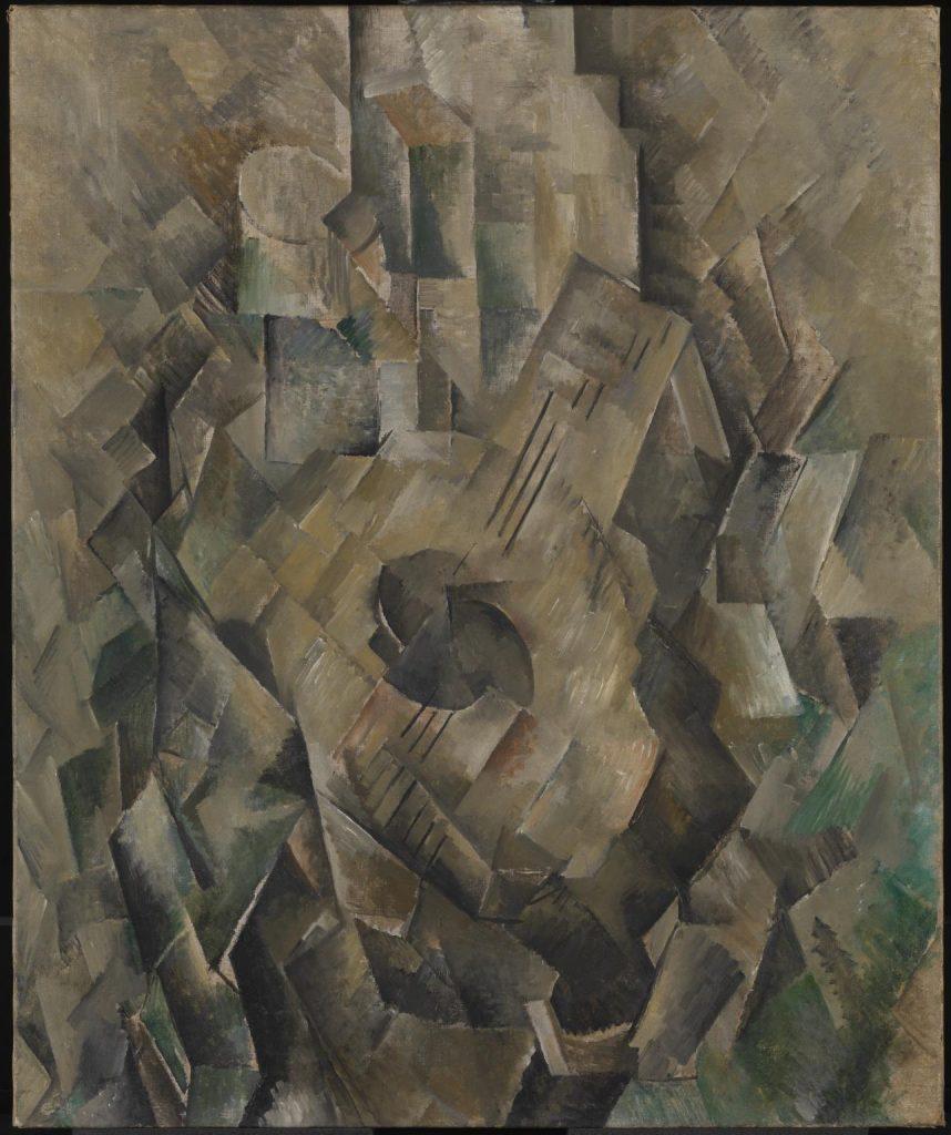 Mandora by Georges Braque