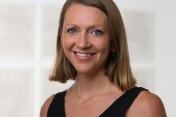 Niamh Coghlan, Sales Director at Richard Saltoun
