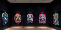 Spirits of the Soil (2018) installation view