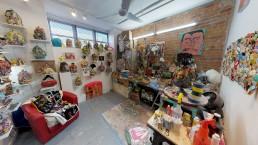 Vincent Dermody's Studio in NYC
