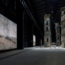 Anselm Kiefer, The Seven Heavenly Palaces (2004-2015)