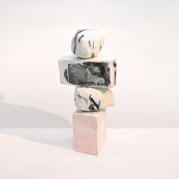 Samuel Bassett sculpture