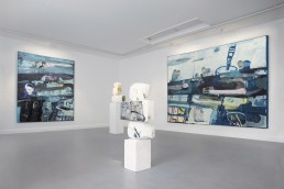 Samuel Bassett Hourglass Exhibition