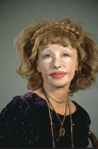 Cindy Sherman, Untitled #359, 2000. Photo courtesy of MoMA